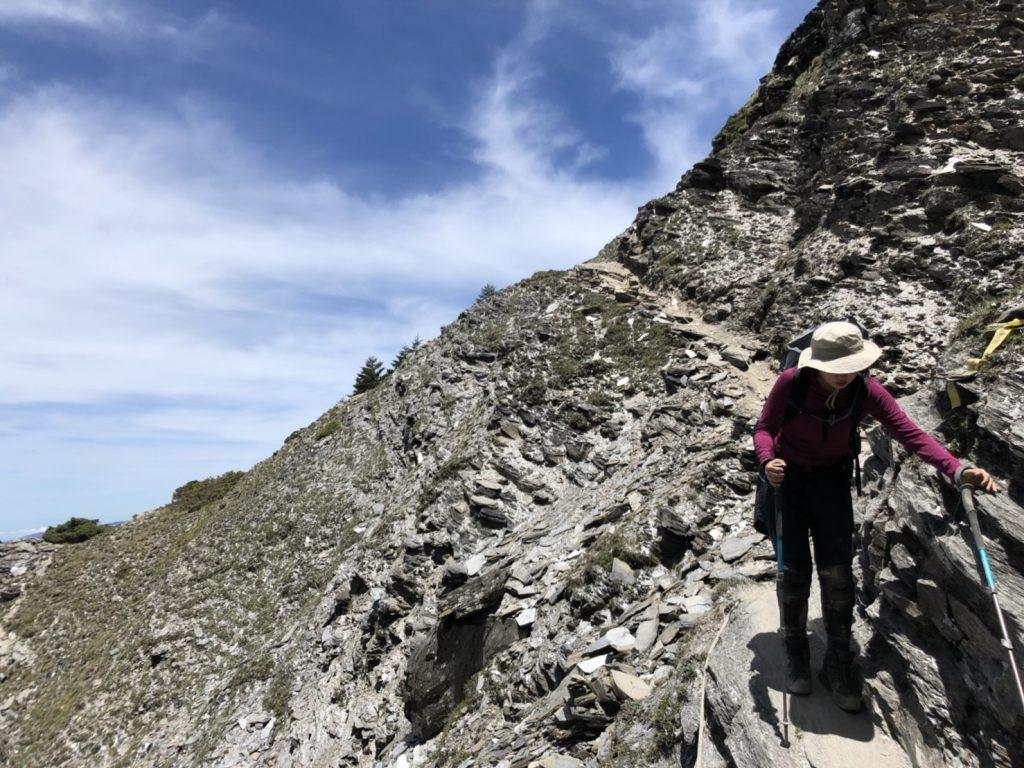 【登山知識】登山常見的3種登山風險,迷途、墜谷、高山症。