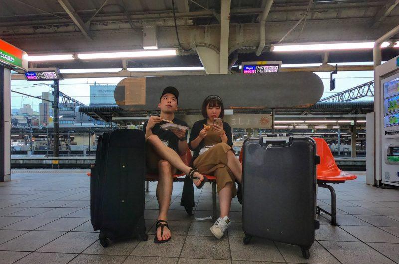 日本宅急便行李