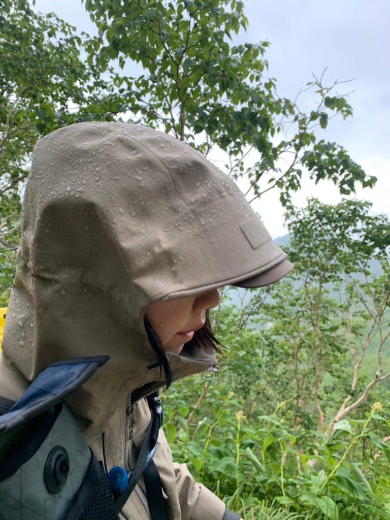Haglofs防水風雨衣/山系卡波