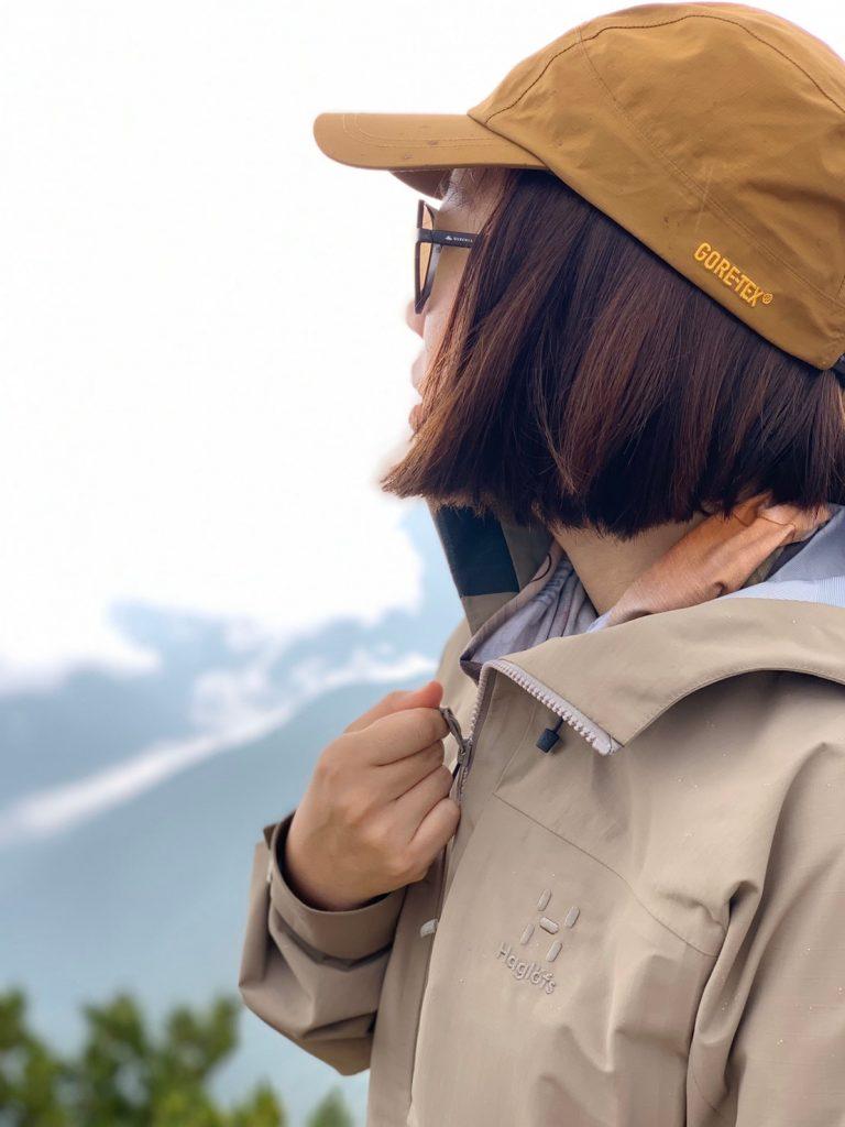 Haglofs風雨衣/山系卡波
