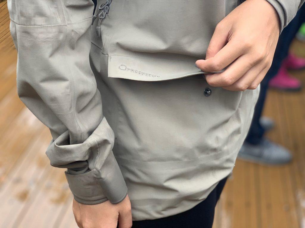 蓋片式口袋/山系卡波
