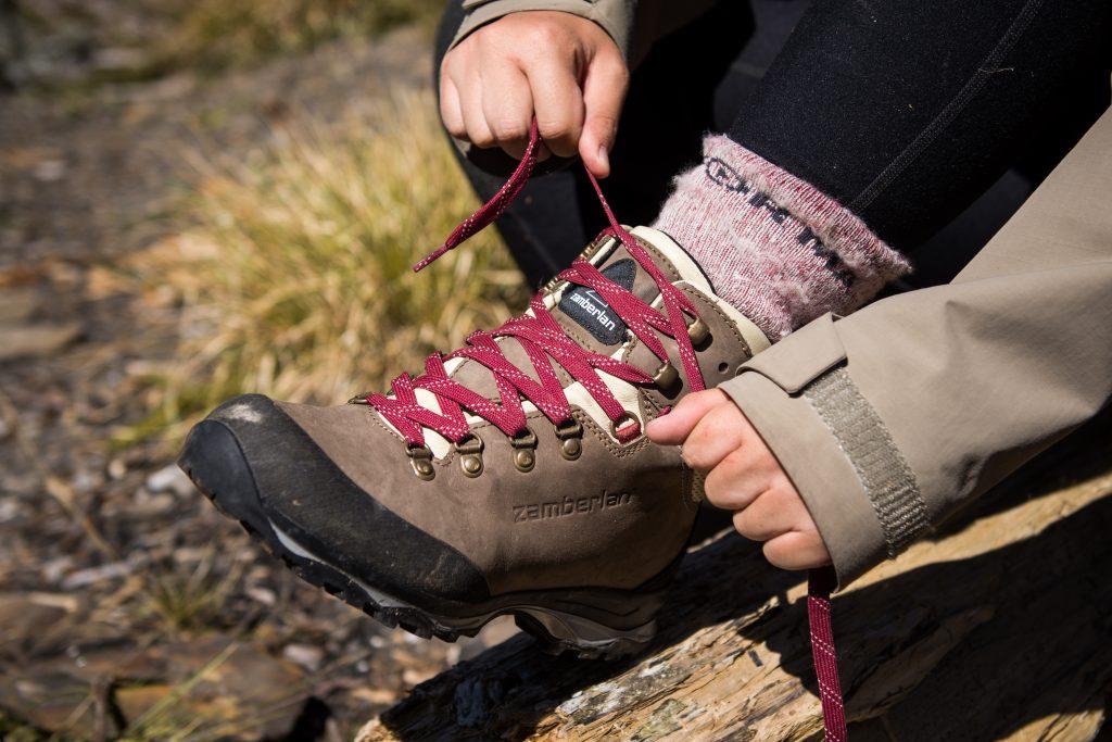 Zamberlan登山鞋