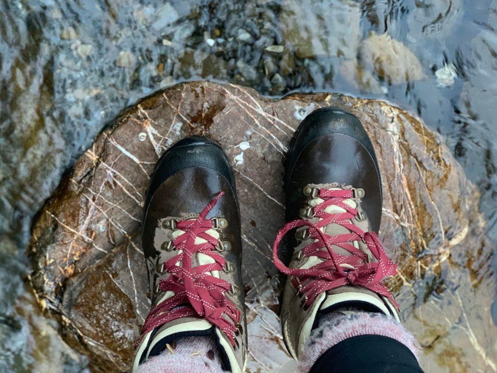 Zamberlan皮革登山鞋
