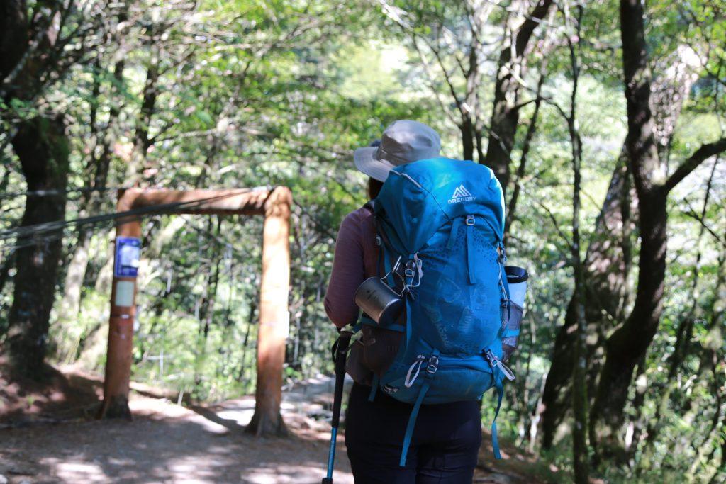 Gregory登山包