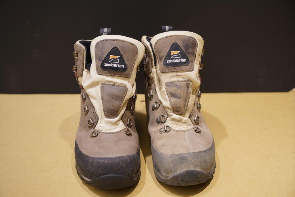 登山鞋清洗