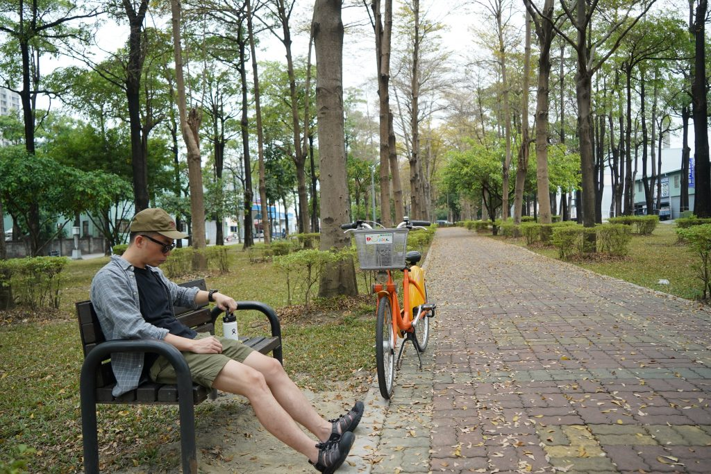 臺中東光園步道