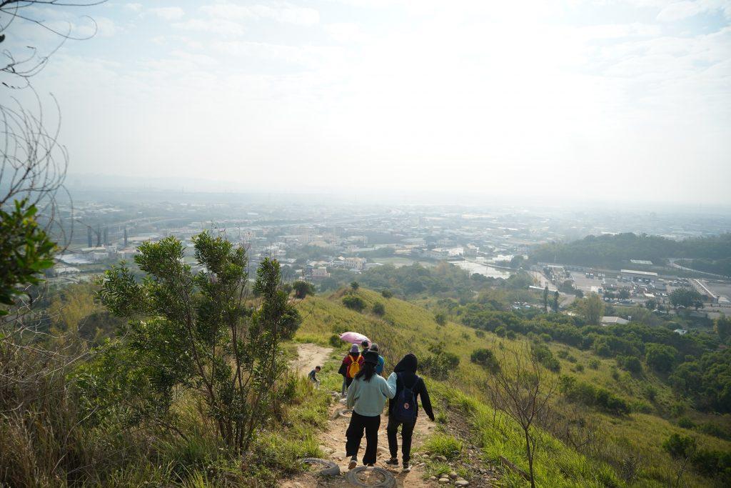 【台中烏日】知高圳步道+學田山。老少咸宜又親民的網美步道