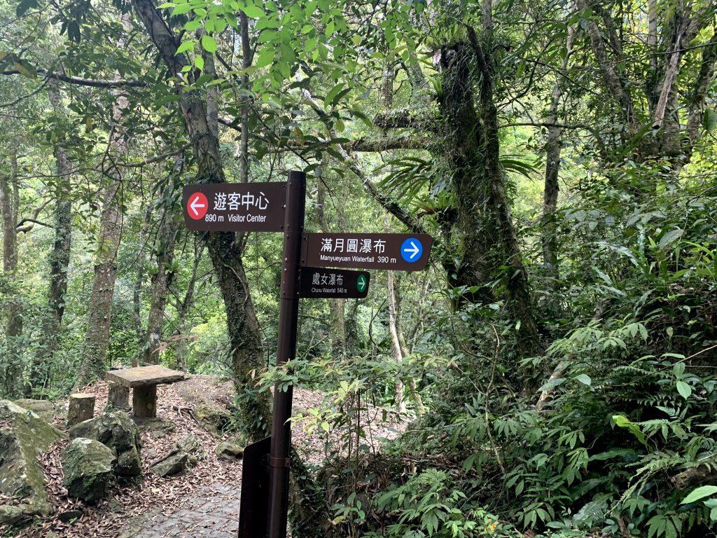 滿月圓國家森林步道