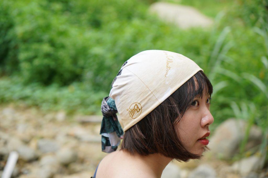 buff五嶽頭巾