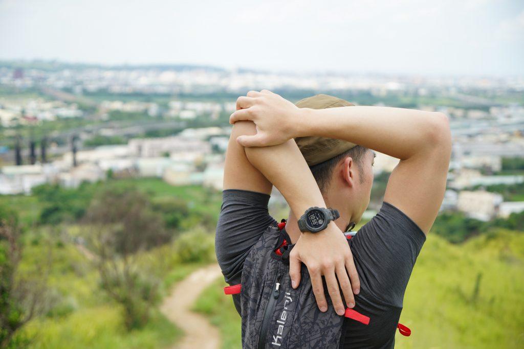 Garmin Instinct Solar本我系列|太陽能GPS智慧運動手錶
