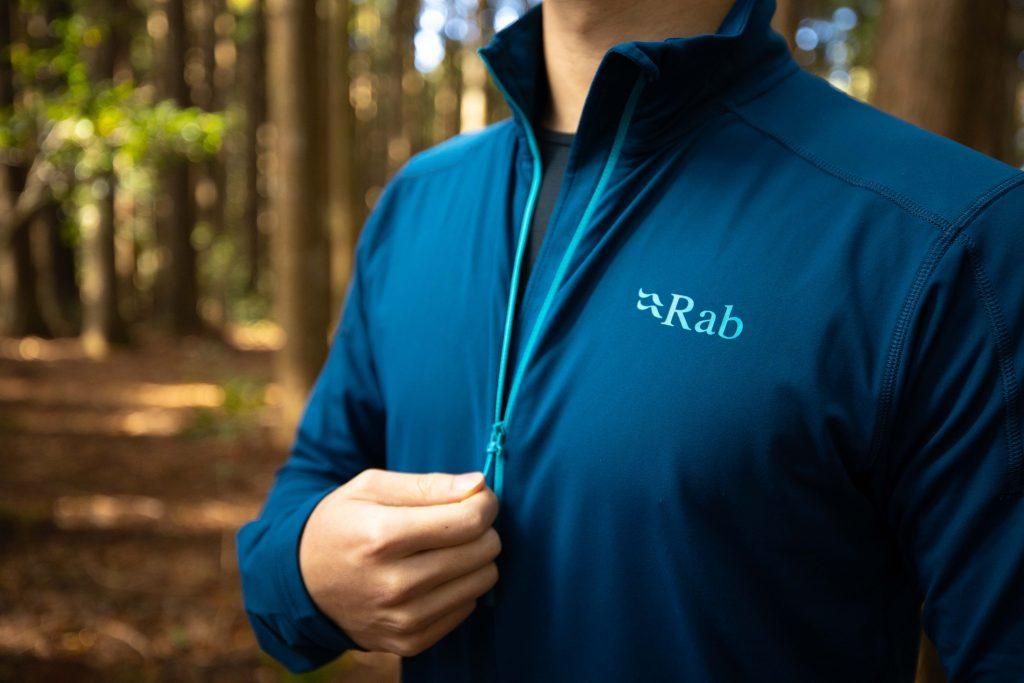 RAB保暖排汗衣