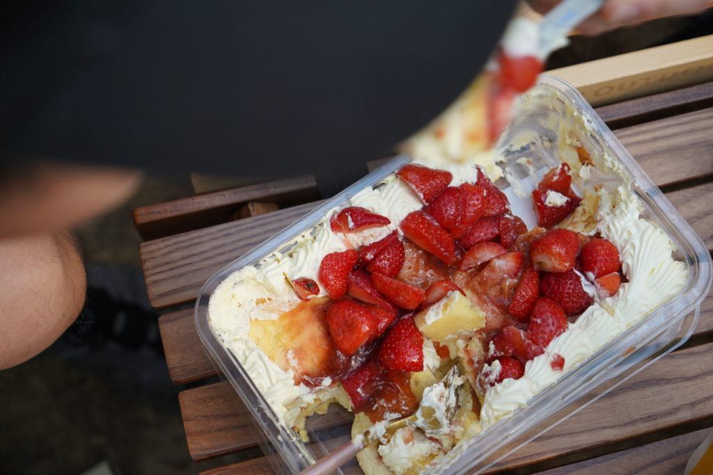 costco草莓千層蛋糕