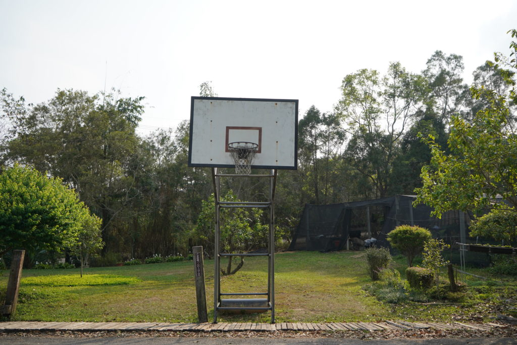 顏氏牧場籃球場