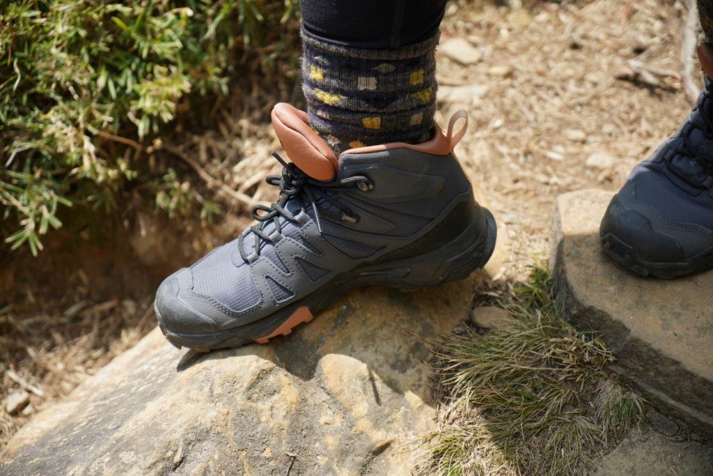 Salomon登山鞋介紹