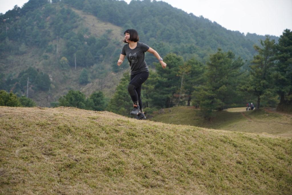 Salomon登山鞋跑步