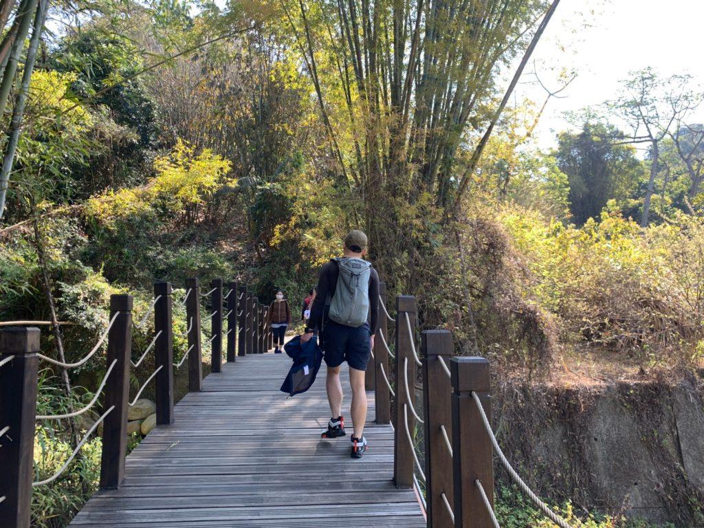 大坑2號步道木橋