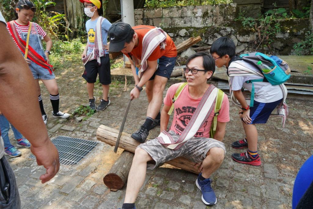 百年檜木石板屋