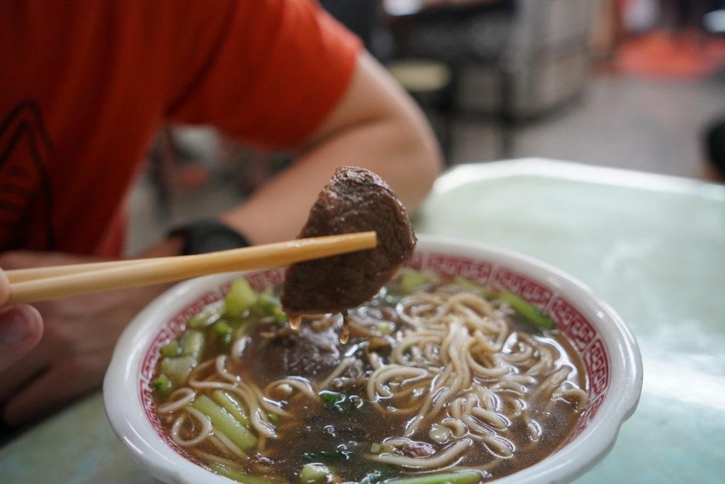欣欣谷小吃牛肉麵