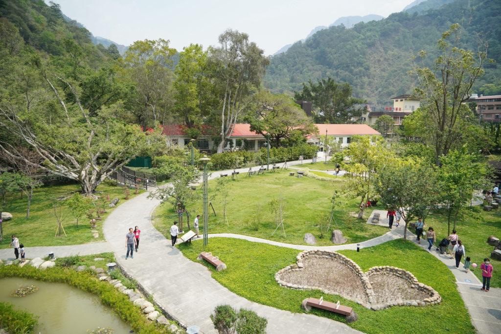 谷關溫泉公園